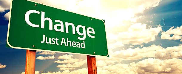 Change Before You Have to Change!