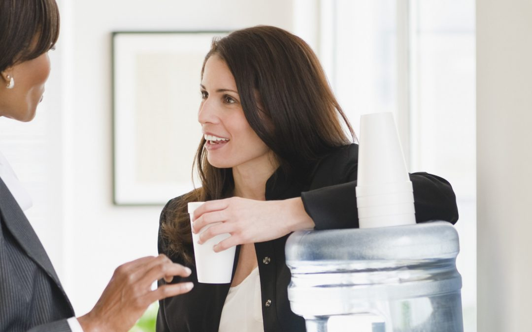 The Water Cooler: What Are Your Employees Really Saying About You?
