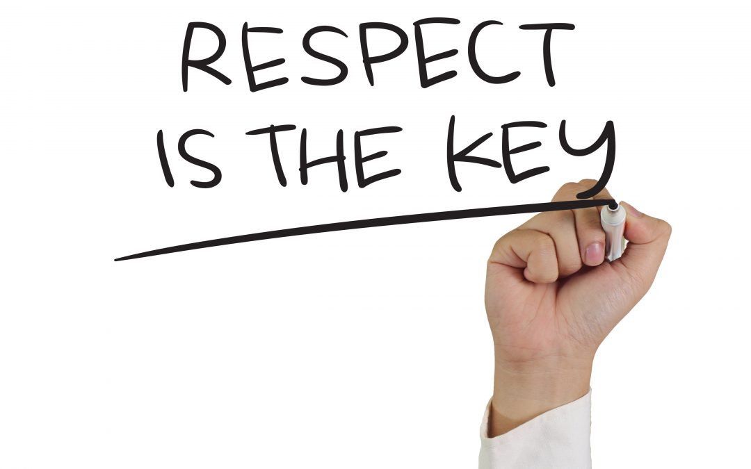 How to Raise Respect Ratios in the Workplace